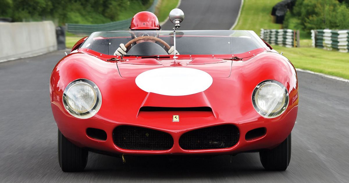 how much is this le mans test mule ferrari 268 sp worth petrolicious. Black Bedroom Furniture Sets. Home Design Ideas