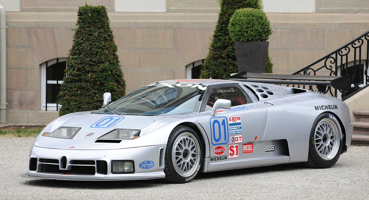 did this one off bugatti eb110 ss race car ever reach its potential petrolicious. Black Bedroom Furniture Sets. Home Design Ideas